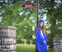 Gracie Howard Grad session ~  Class of 2017