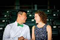Lexington Central Kentucky Wedding Photography Modern Romantic Fun